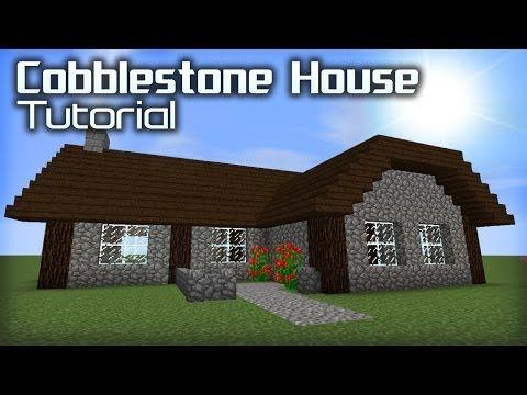 how to make cobblestone in minecraft skyblock