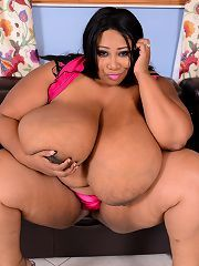 Biggest black tits in porn