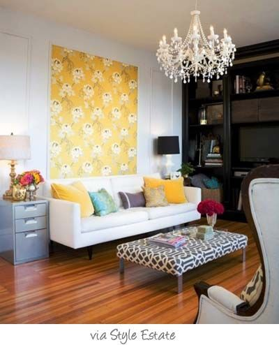 Trend Tuesday: The Secret Behind Making Yellow Happy… | Color for ...