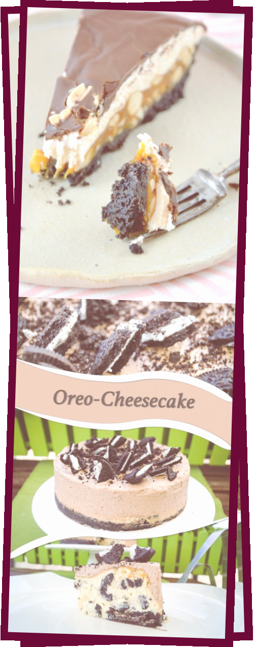 Photo of Snickers-Tarte Mit Oreo-Boden – Ich Muss Backen –  Snickers-Tarte mit Oreo-Boden…