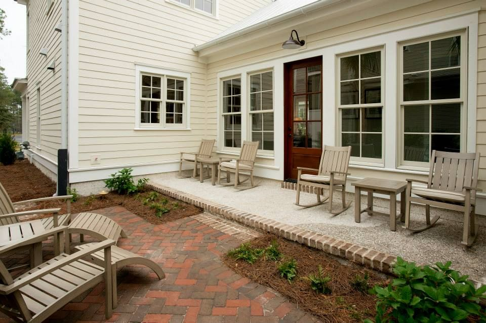 Exterior/Backyard, Palmetto Bluff, Bluffton, South Carolina #HomeDecor #InteriorDesign #DiscoverTheBluff #RealEstate