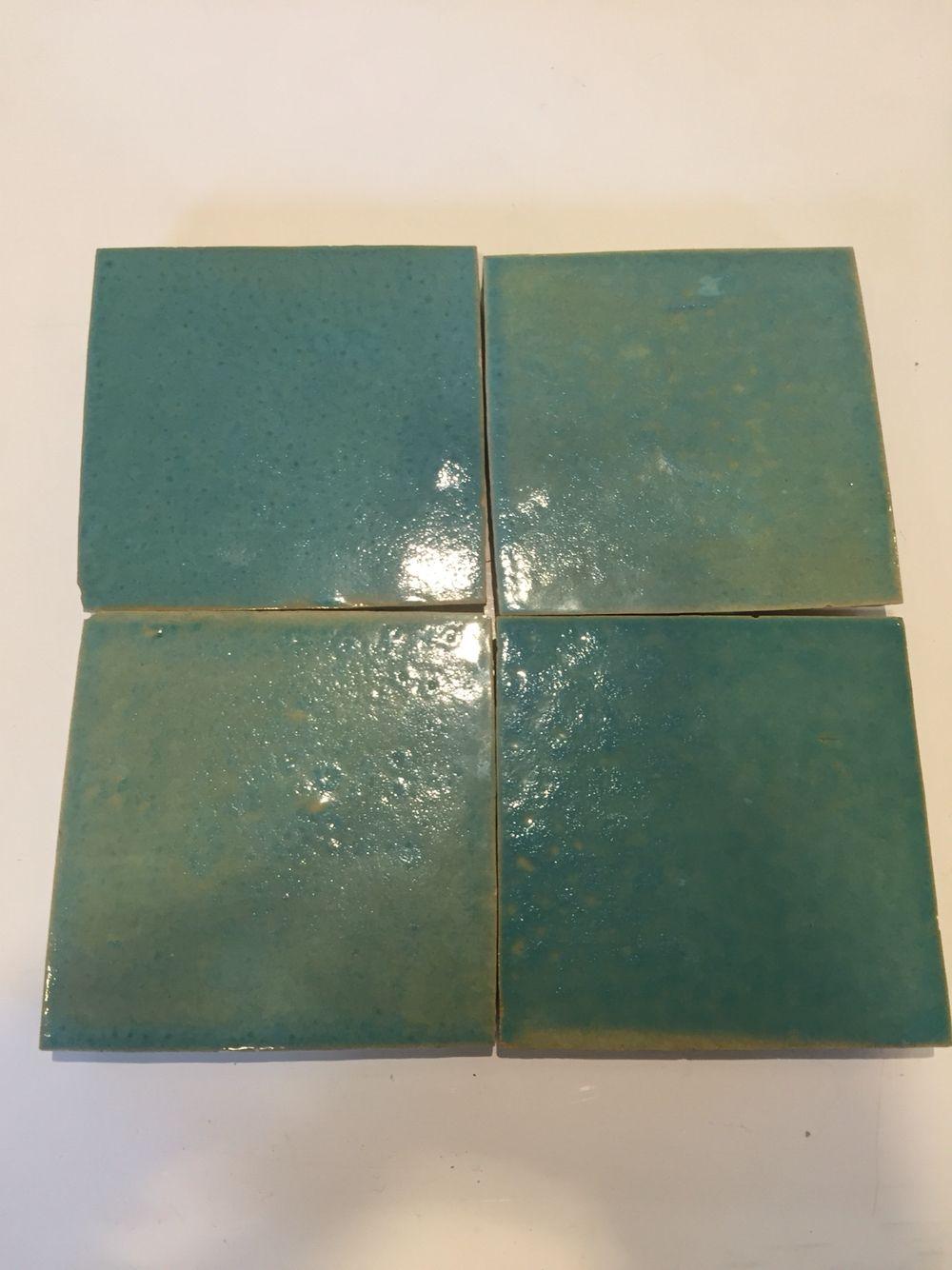 zelliges aqua the best color nu weer voorradig by koltegels in