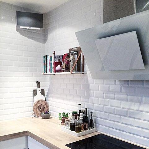 Har I set dette flotte køkken by @sonoma.seven? Så smukt kan det ...