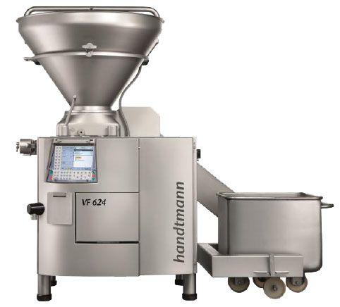 Handtmann: Meat processing equipment, sausage filling lines, vacuum
