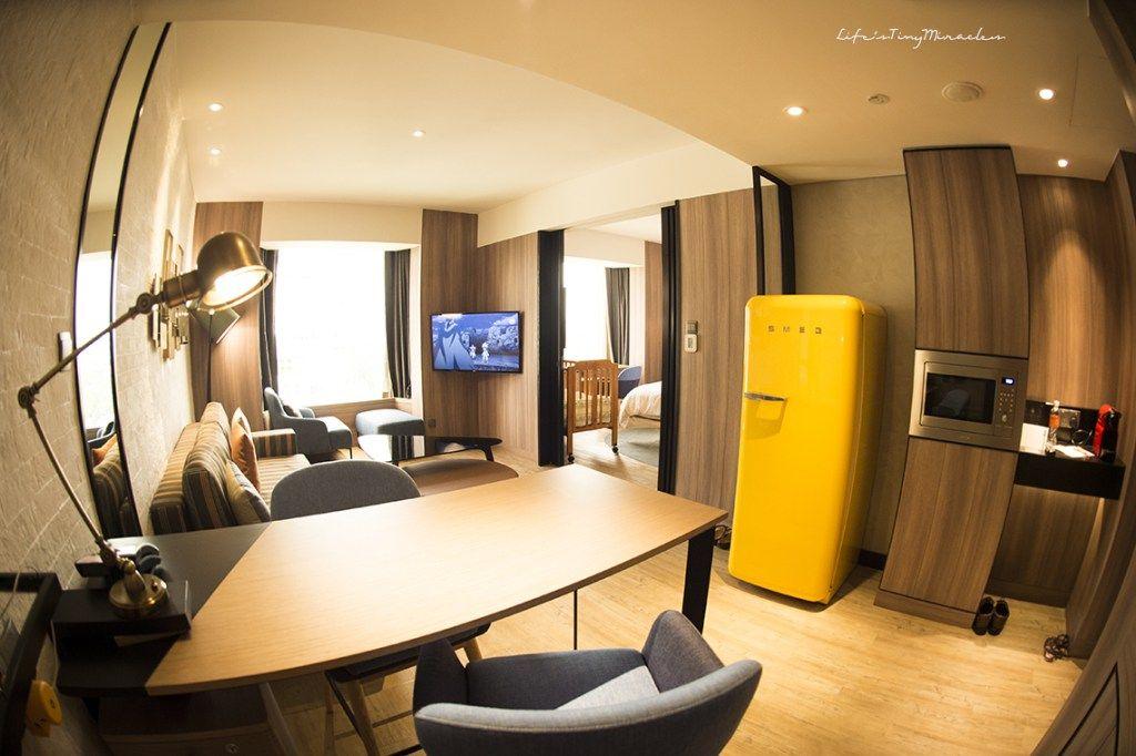 Hotel Jen Singapore Tanglin FAB fridges Pinterest Singapore
