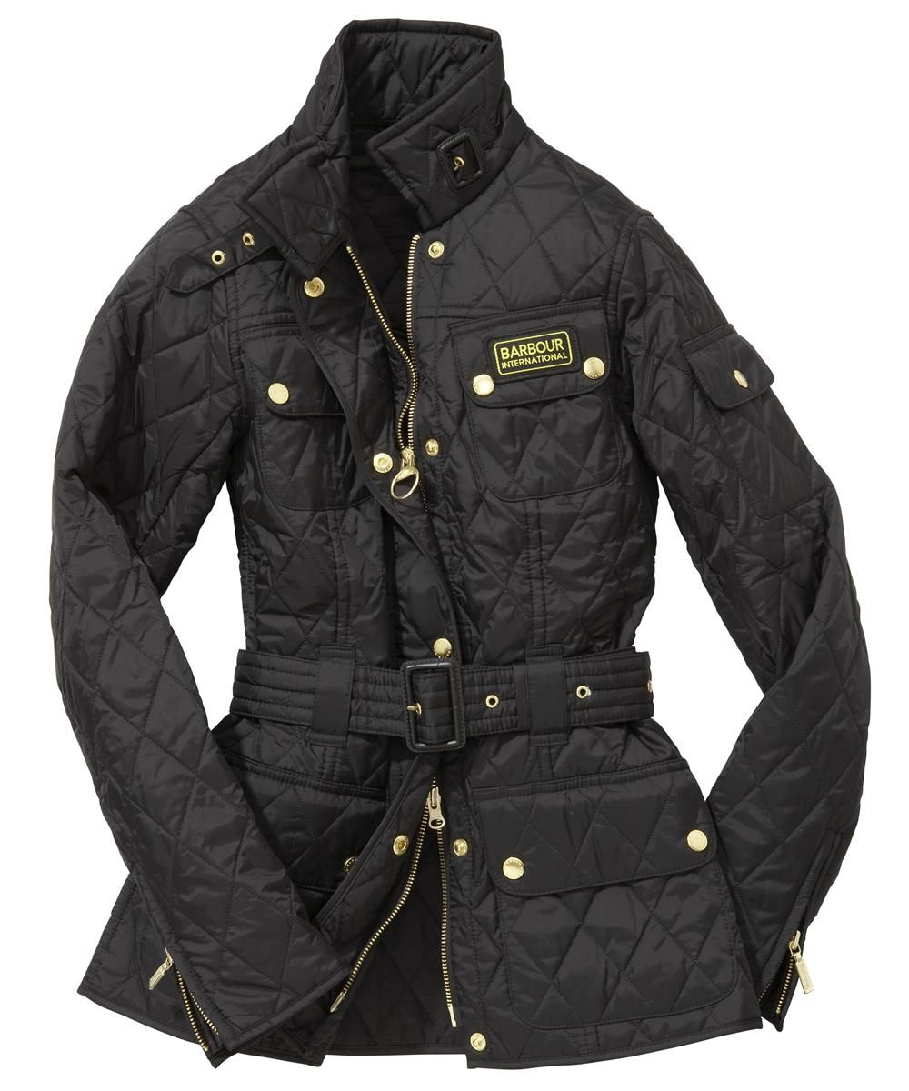 af7989072 Women's Barbour International Lightweight Quilted Jacket in 2019 ...