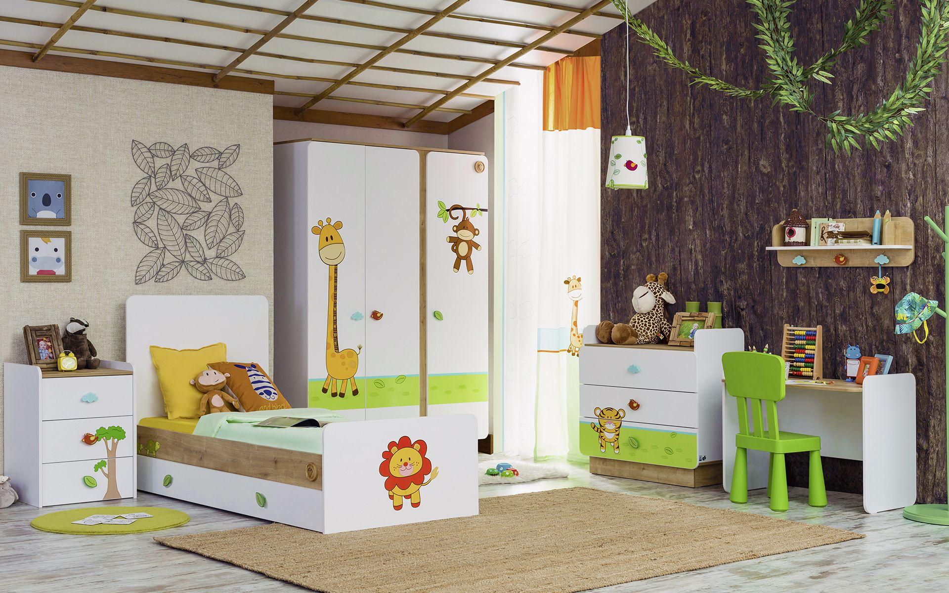 Cilek Chambre Design Chambre Safari Chambre