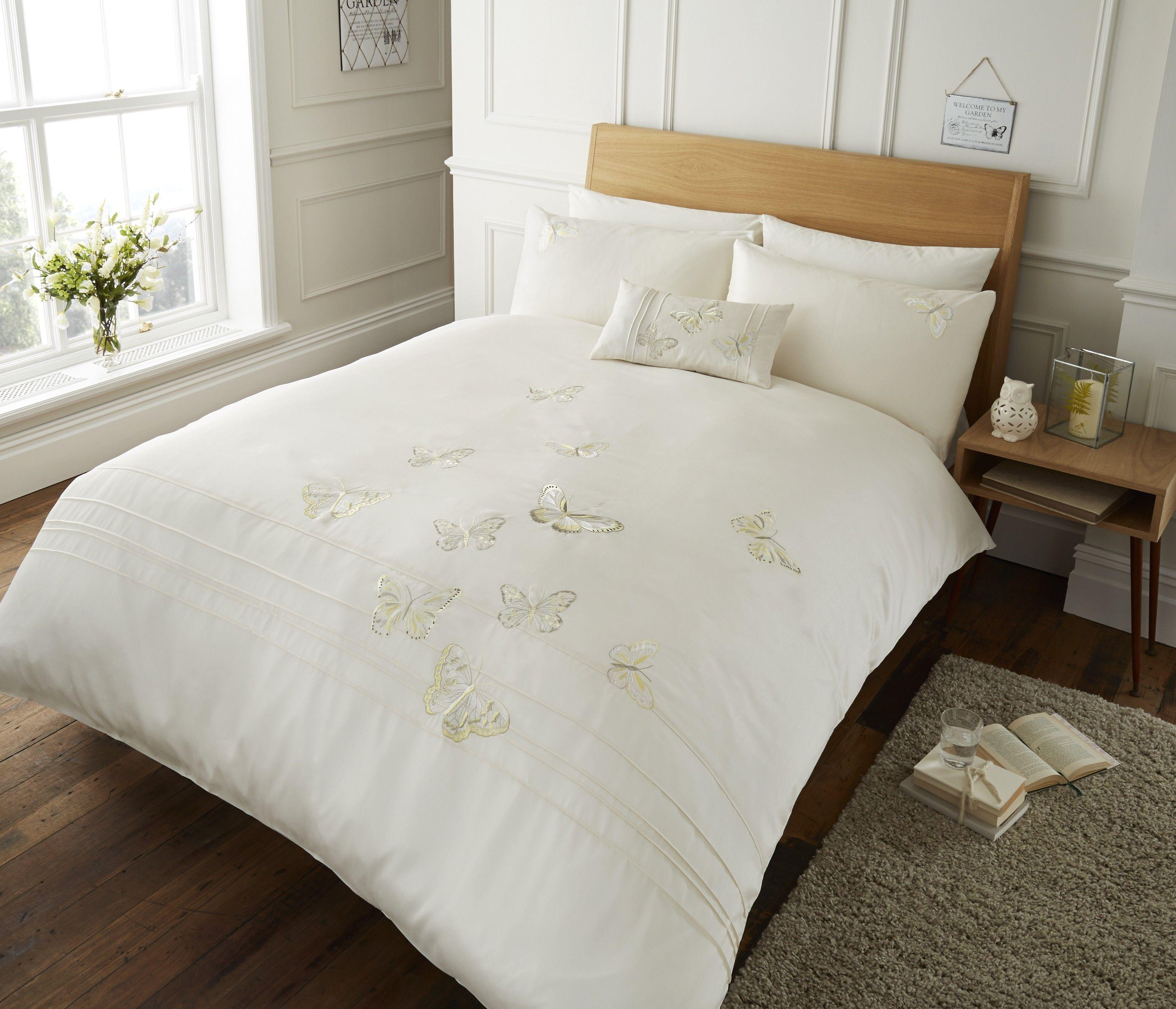 Life From Coloroll Flutterby Duvet Set Green Bedroom Ponden Homes Homedecor Interiors