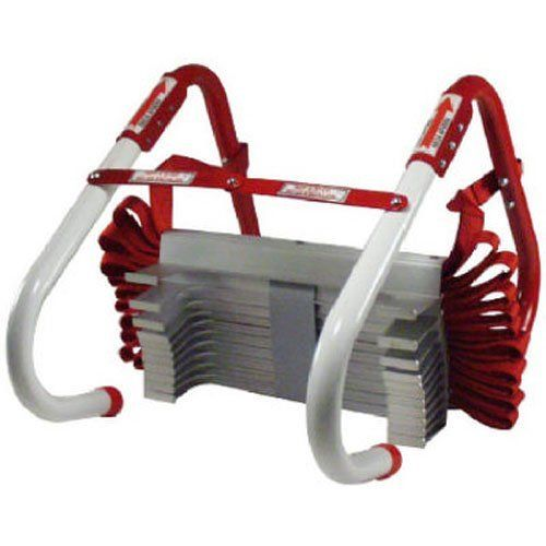 Kidde Kl2s Twostory Fire Escape Ladder With Antislip Rungs 13foot Click Image To Review More Details Fire Escape Ladder Fire Escape Escape Ladder