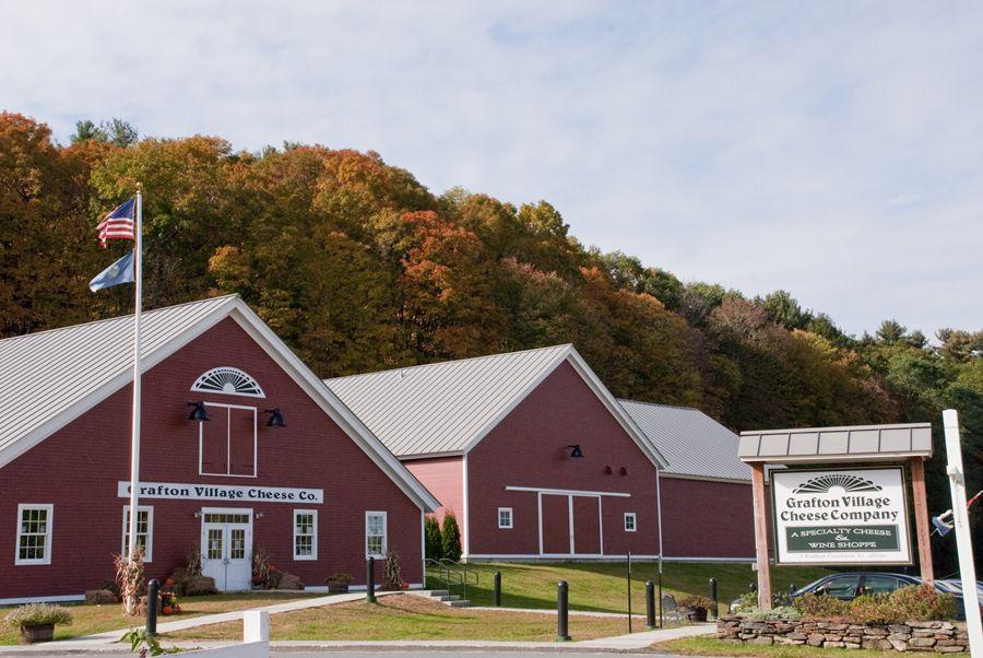 Grafton Village Cheese In Brattleboro Vt Vermont Vacation Usa