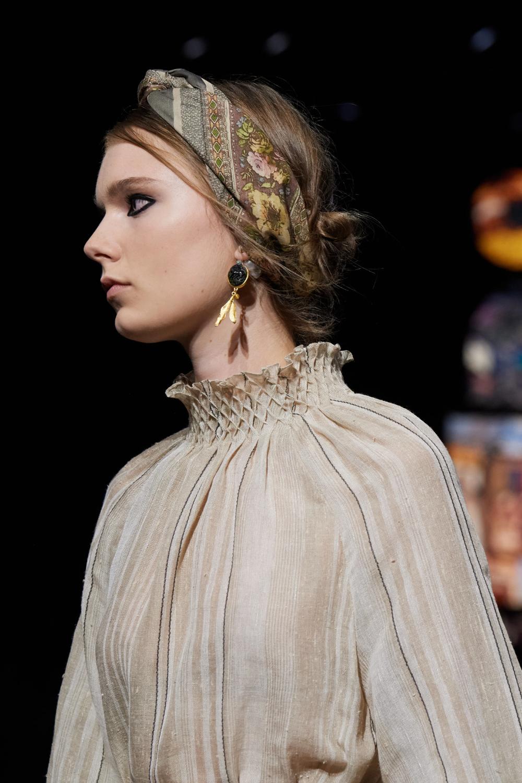 Christian Dior Spring 2021 Prêt-à-porter Desfile de moda  – Moda