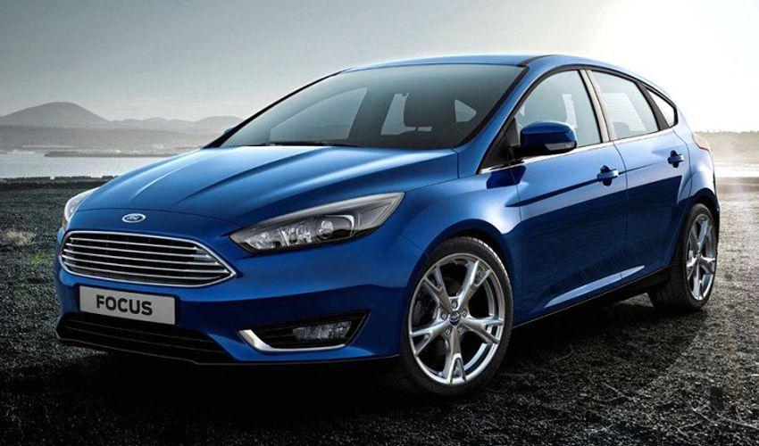 2018 Ford Focus Redesign Price Specs And Release Date Rumor Car