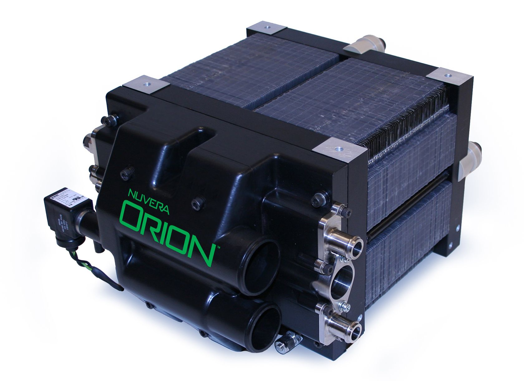 Nuvera's Orion™ fuel cell stack | Motors - Fuel Cell | Alternative