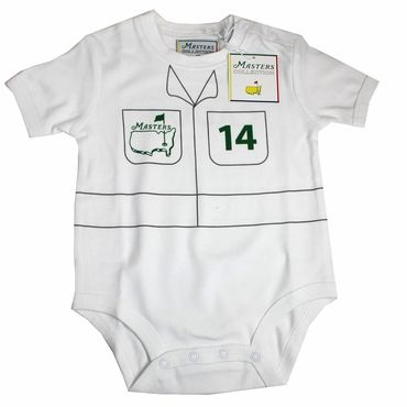 26ecfe93b1e8a Masters Baby Onesie - Green | Masters Infant & Childrens Apparel ...