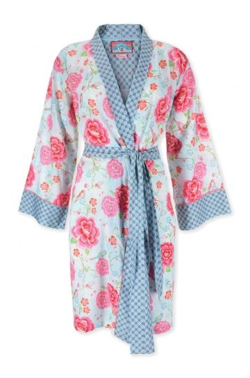 pip studio homewear kimono nella nightwear pinterest fr hling. Black Bedroom Furniture Sets. Home Design Ideas