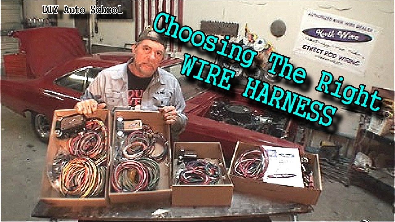 which wiring harness should i use on my car or truck - kwik wire com