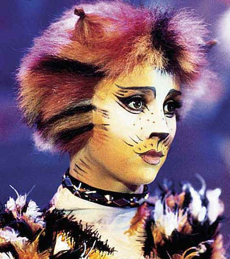 CATS Rumpleteazer Cats musical, Cat makeup, Cats the