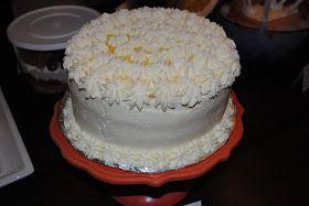Minnesota Bread: Lemon Layer Cake with Lemon Curd and Mascarpone