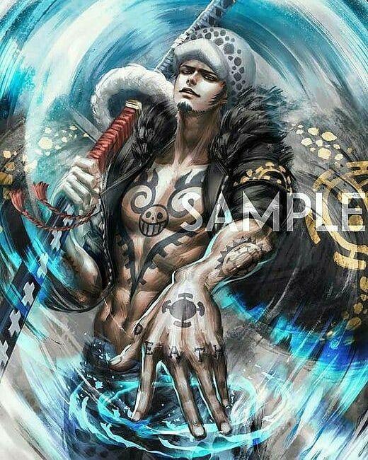 Xả ảnh One Piece - Một số hình ảnh đẹp (p1)