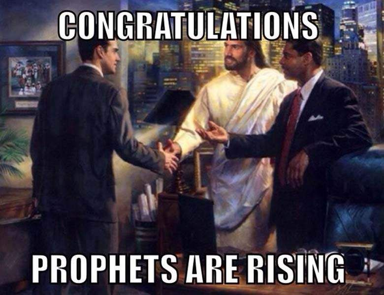 Prophets are rising  #christianmemes #easter