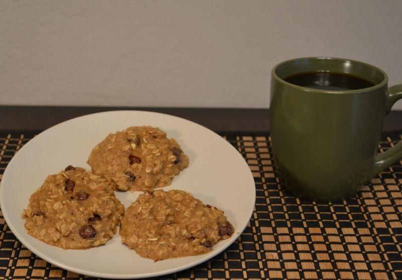 Coffee Oatmeal Chocolate Chip Cookie Mix