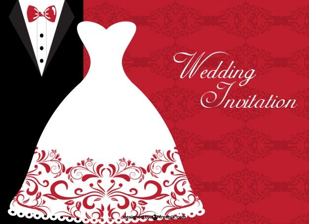 Baixe Modelo Do Casamento Livre Gratuitamente Invitaciones