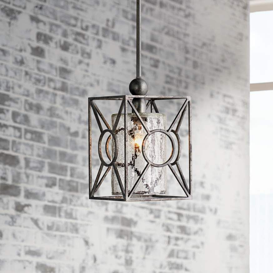 Arbela one light mini pendant by uttermost lighting style arbela one light mini pendant by uttermost lighting 2c658 lamps plus mozeypictures Image collections