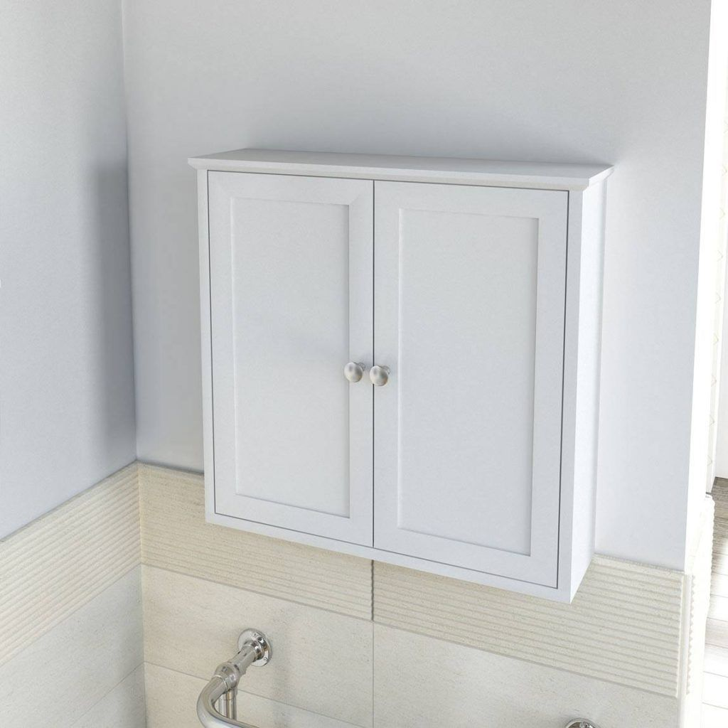 Bathroom Wall Mounted Cabinets White | Bathroom Cabinets | Pinterest ...