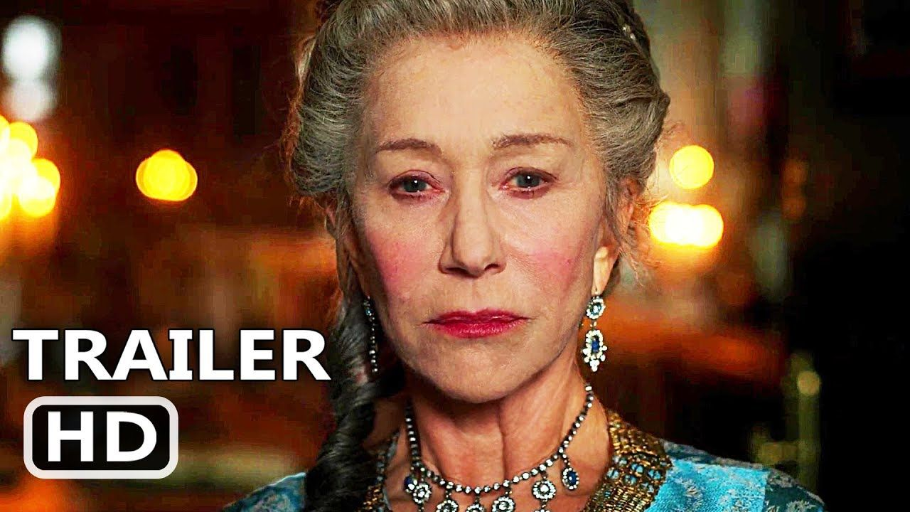 Catherine The Great Official Trailer New 2019 Helen Mirren Drama Tv S Drama Tv Series Catherine The Great Best Movie Trailers