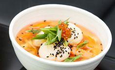 Asiatische Ramen-Suppe #soupedetoxminceur