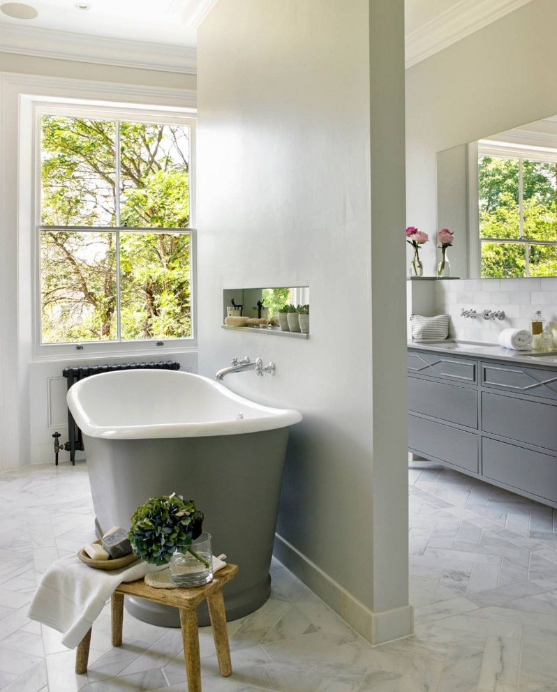 Bring living room style to your powder room bathroomspowder rooms