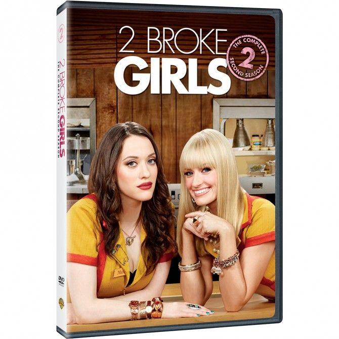 2 Broke Girls - Season 5 DVD   Zavvi