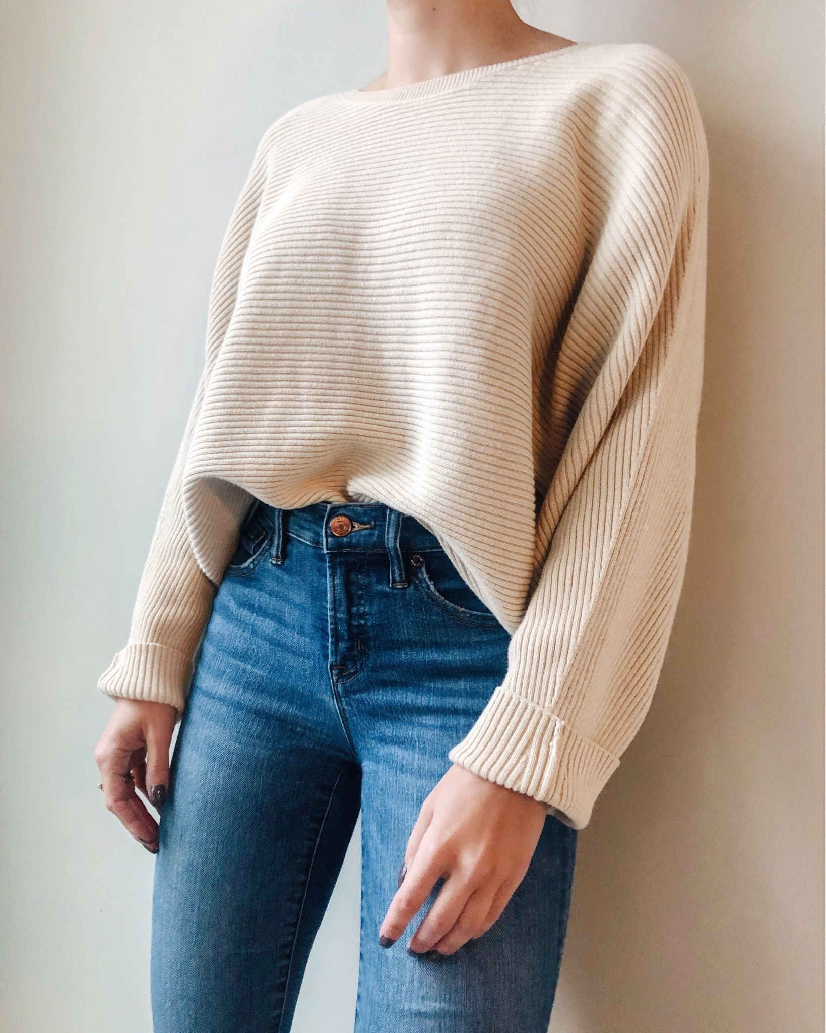 Lilly & Grant - H&M ribbed sweater