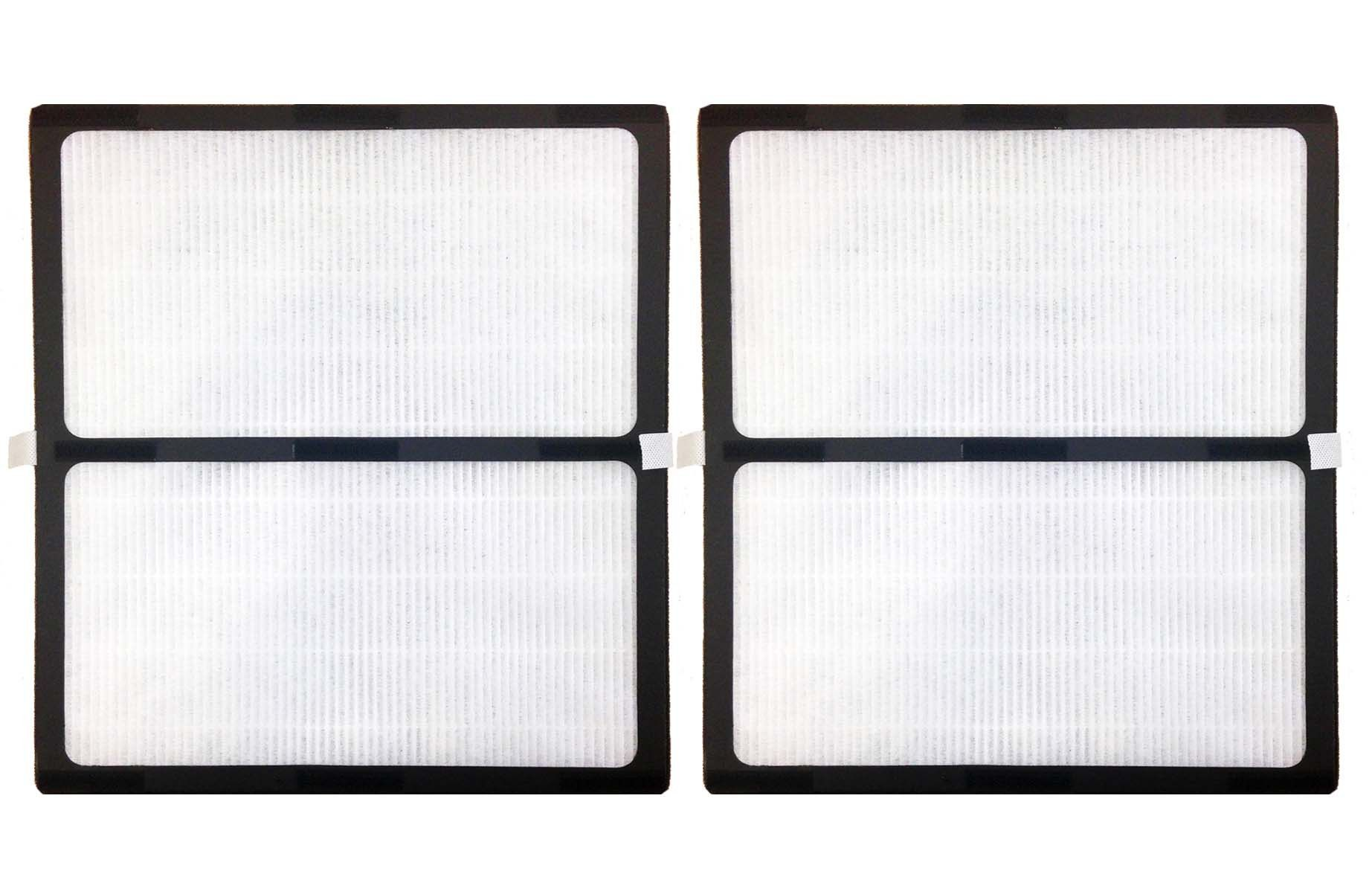 2 Idylis Air Purifier Type D Replacement Filters Part