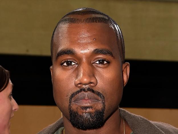 Turn Kanye S Frown Upside Down Viral Dojo Turn Ons Kanye Frowning
