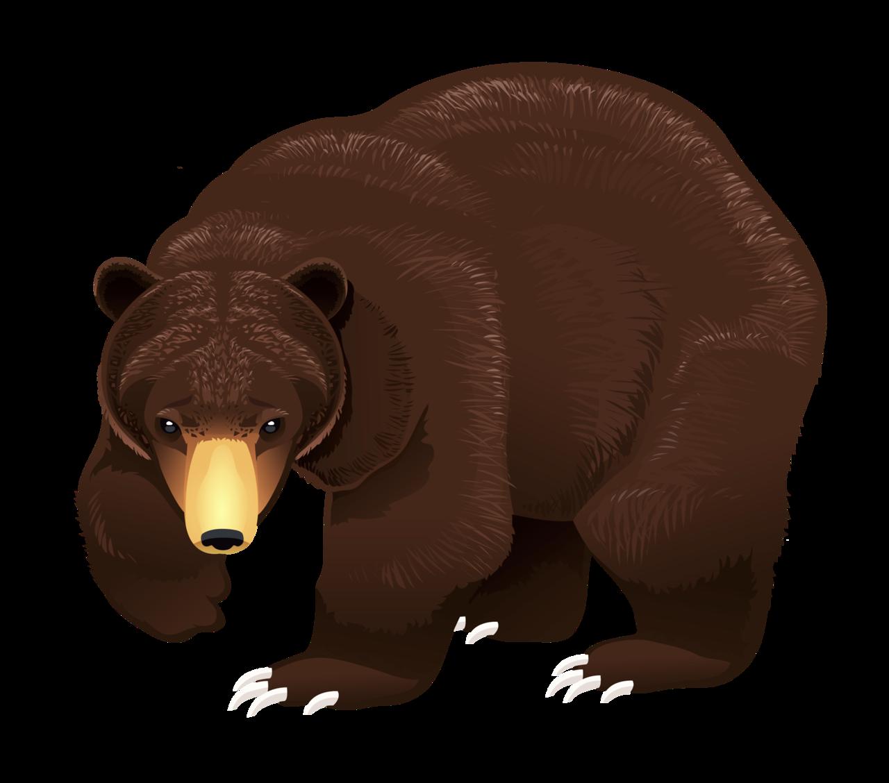 Картинка медведи для детей, рисование открытки
