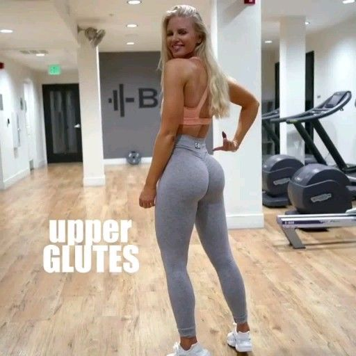 Upper Glutes Workout | Legs & Glutes Exercises