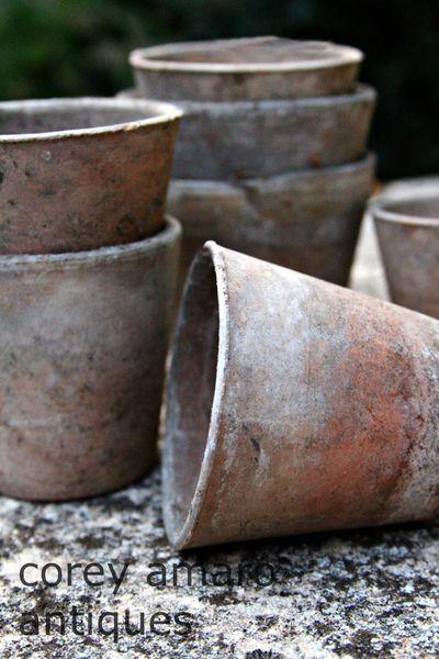 French La Vie Antiques By Corey Amaro French Clay Pots Antique Clay Pots Clay Pots