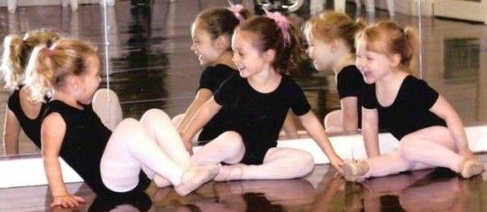 Dance - Ballet & Tap WI 15 (4 - 5 Years Old) -Thursday Bexley, Ohio  #Kids #Events
