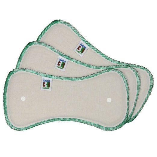 Amazon.com: Best Bottom Diaper Insert - Stay Dry & Organic Cotton/hemp (Organic Cotton/Hemp -Small 3 pack): Baby
