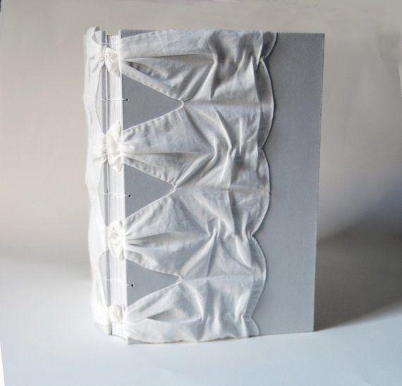 Fabric Book, Book Binding, Book Design