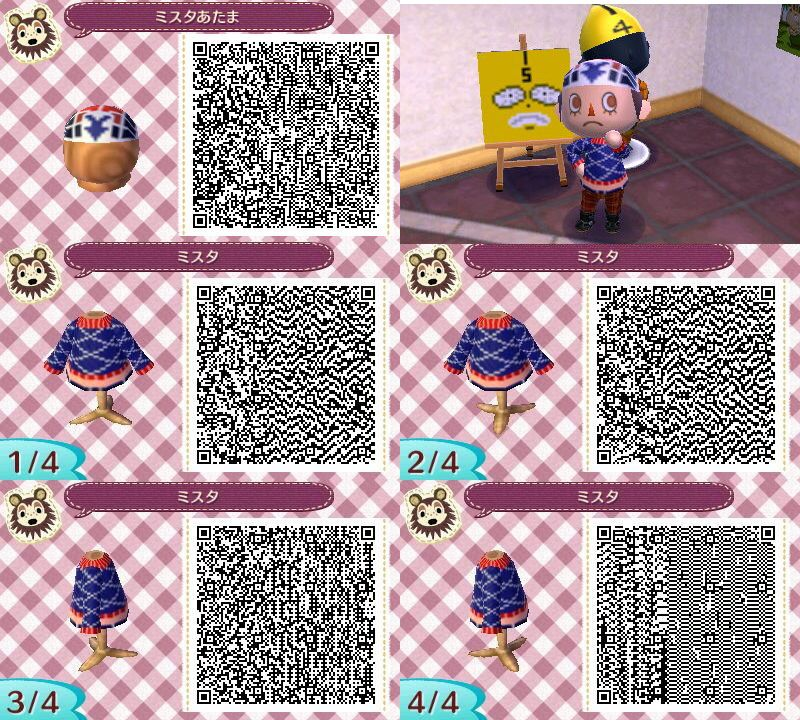 Pin By Thicc Zim On Animal Crossing Animal Crossing Qr Animal
