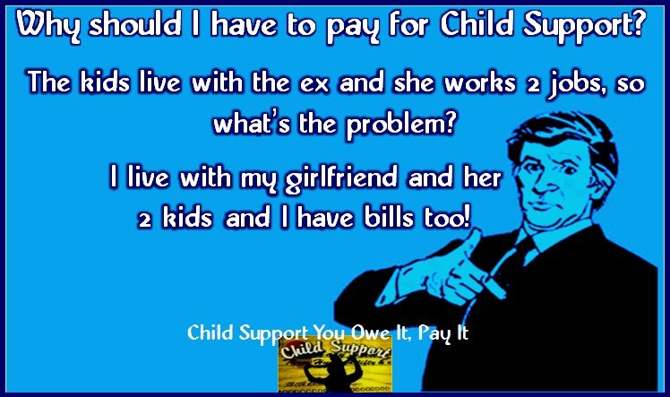 Pin On Child Support