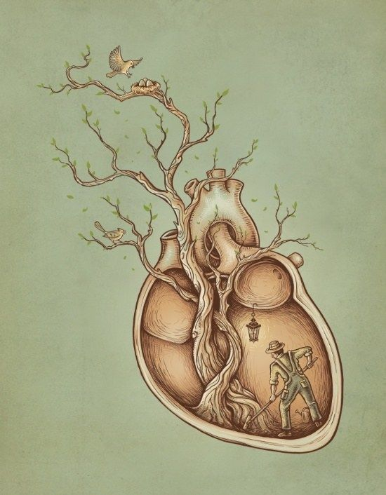 """Tree of Life"" by Enkel Dika 