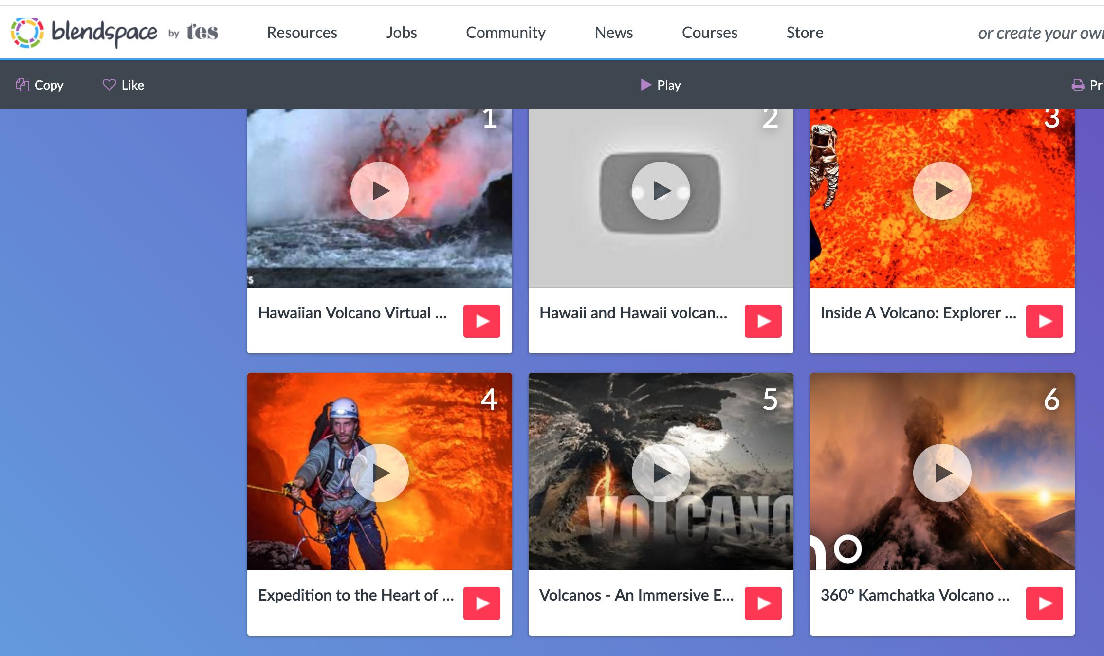 6 Volcano Virtual Field Trips In