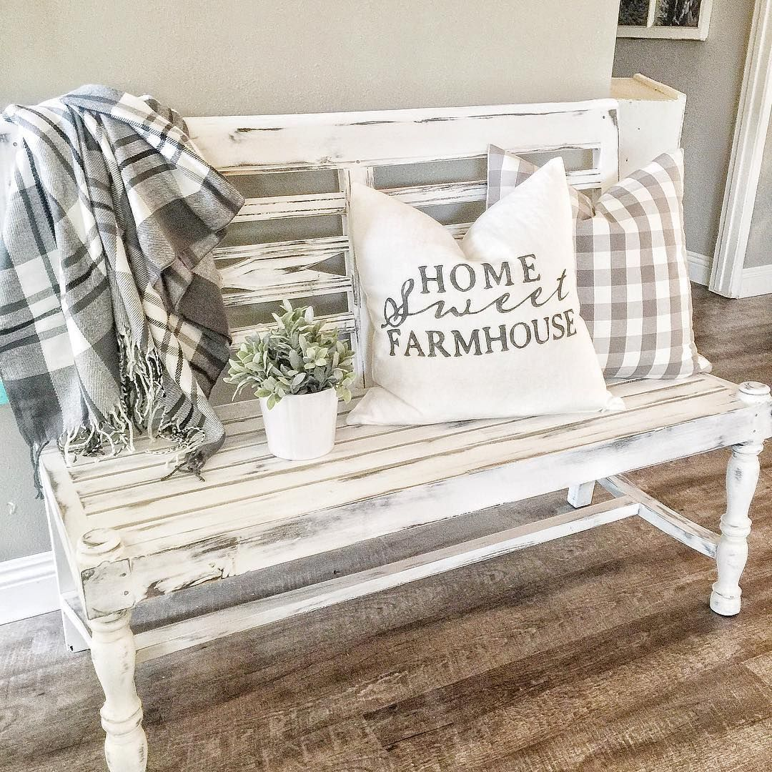 Adorable little bench for the home for the home pinterest