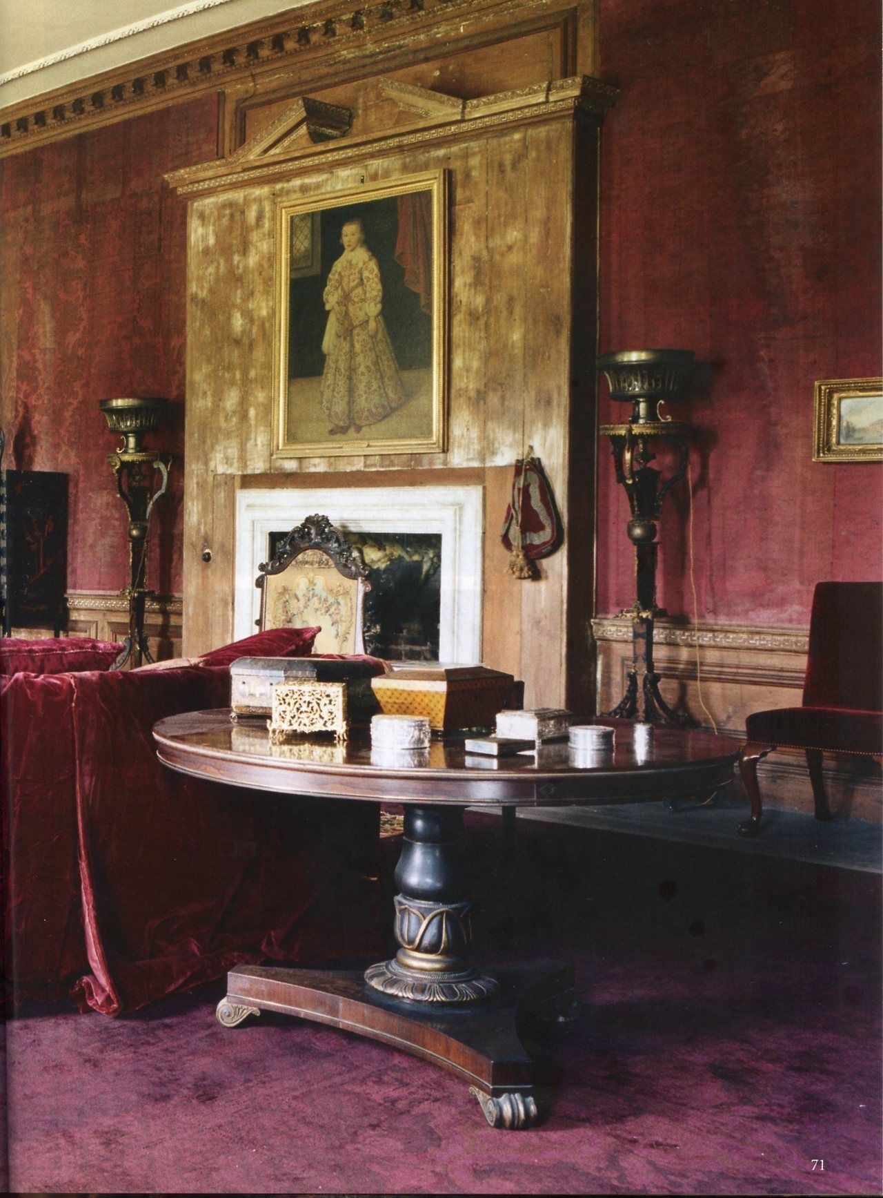 The World of Interiors, September 2015. Photo - Antony Crolla