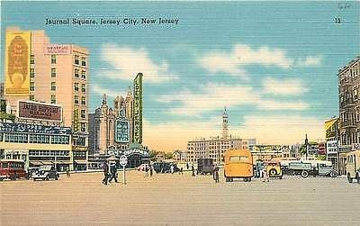 Pin On New Jersey United States Vintage Postcards