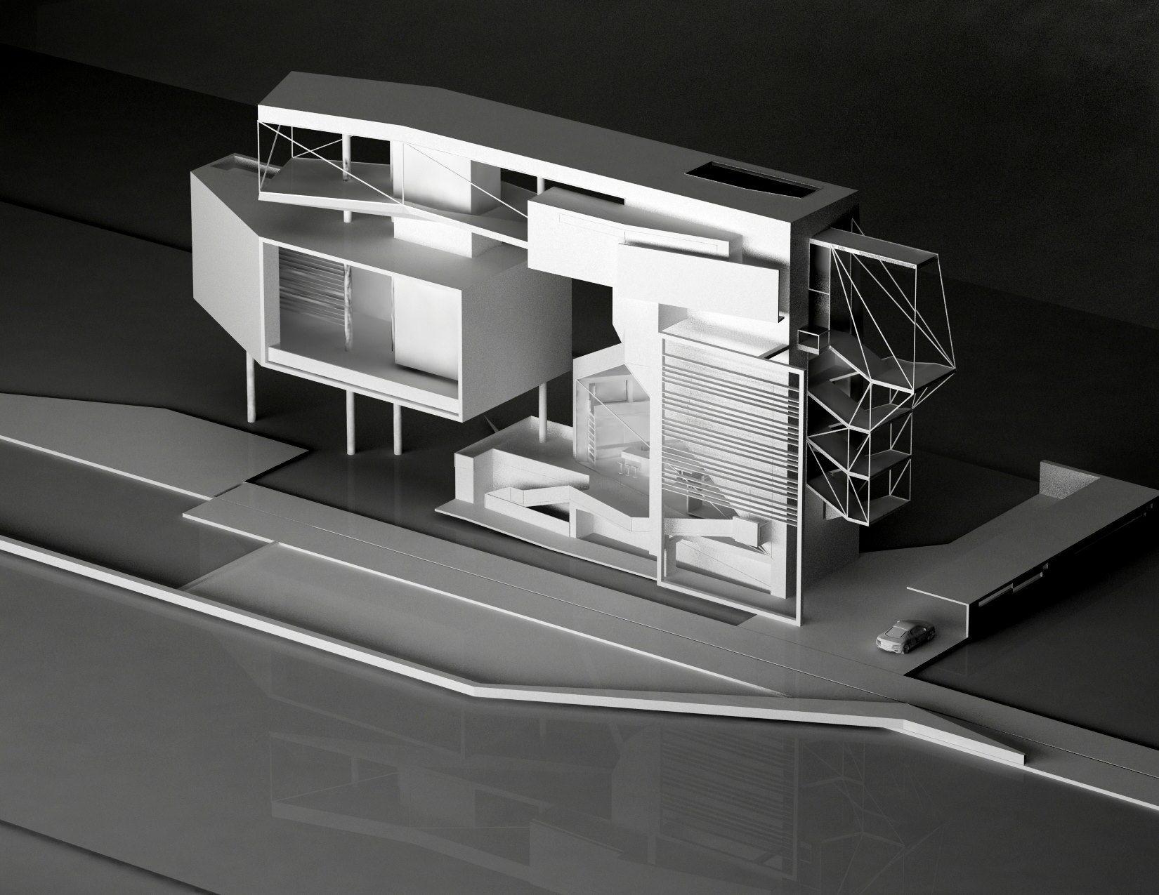 urban office architecture. Architecture · Aviator\u0027s Villa By Urban Office P