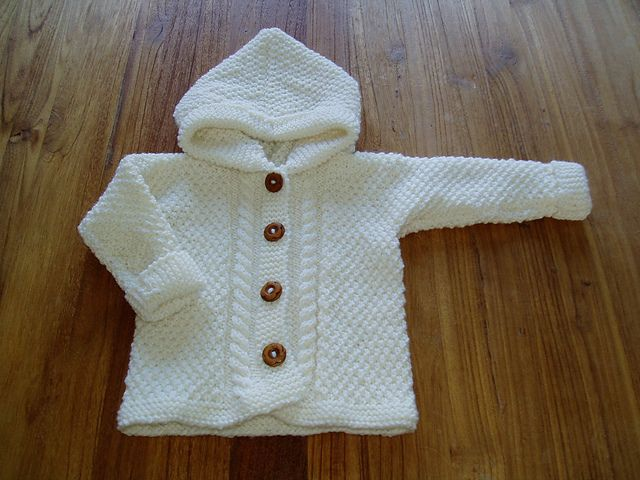 Craft Passions: Little Pixie Jacket.# free #knitting pattern link ...